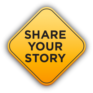 Share your story tame the turns campaign